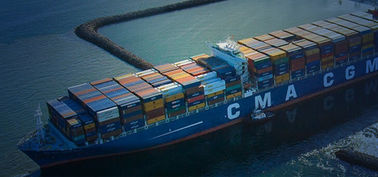 China Global Marine Intermodal Freight Transport Door To Door Services distributor